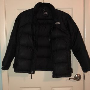 The North Face Black Puffer Jacket